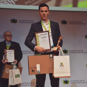 Wygrywamy nagrodę Innowacyjny Rolnik 2019! 2