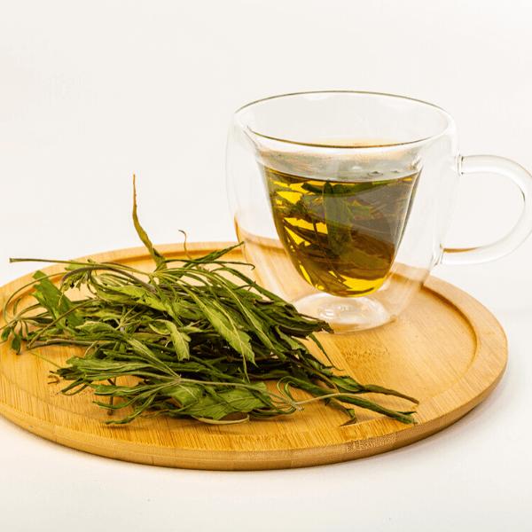 Wzmacniająca herbatka z młodych liści konopi 20g 3