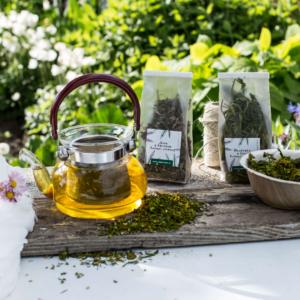 Wzmacniająca herbatka z młodych liści konopi 20g 4