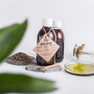 Jak stosować olej konopny na włosy? 3